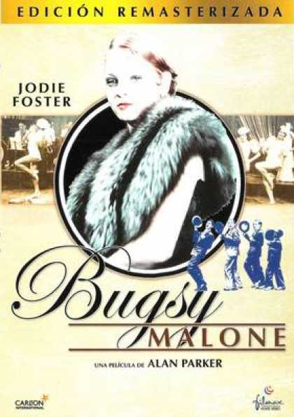 Spanish DVDs - Bugsy Malone