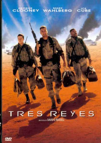 Spanish DVDs - Three Kings
