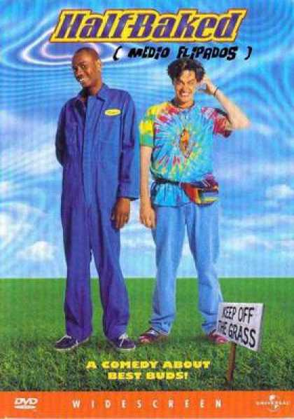 Spanish DVDs - Half Baked