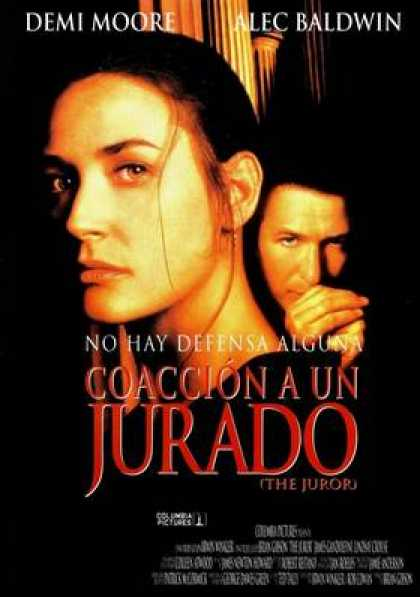 Spanish DVDs - The Juror