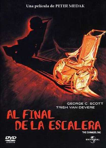 Spanish DVDs - The Changeling