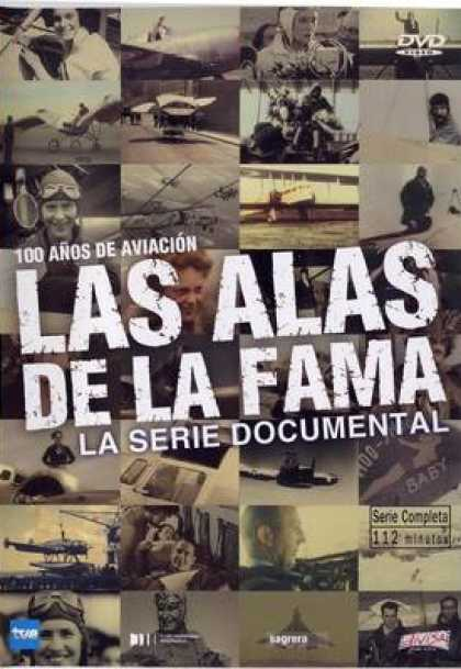 Spanish DVDs - 100 Years Of Aviation