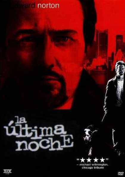 Spanish DVDs - The 25th Hour