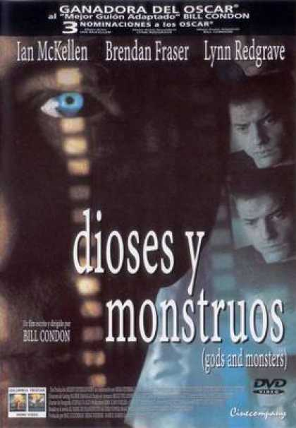 Spanish DVDs - Gods And Monsters
