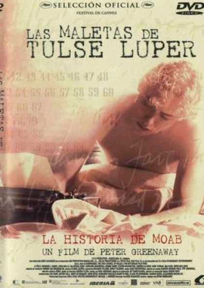 Spanish DVDs - The Tulse Luper Suitcases The Moab Story