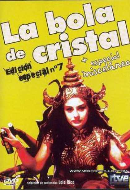Spanish DVDs - The Crystal Ball Vol 7