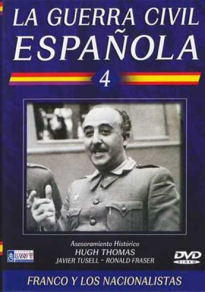 Spanish DVDs - The Spanish Civil War Vol 4