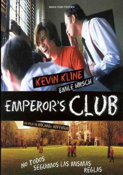 Spanish DVDs - Emperors Club
