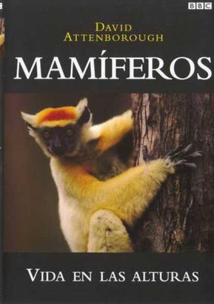 Spanish DVDs - BBC - Mammals Vol 08
