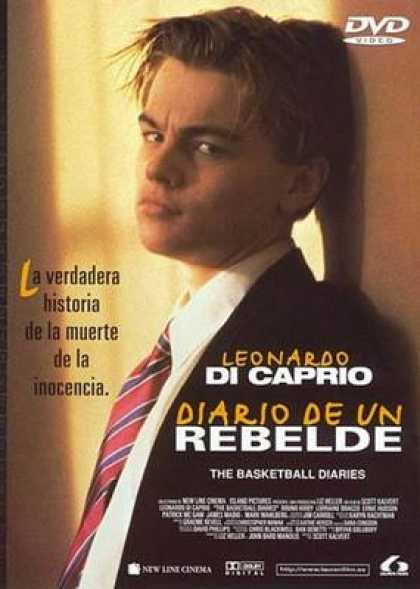 Spanish DVDs - The Basketball Diaries