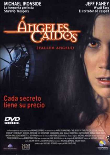 Spanish DVDs - Fallen Angels