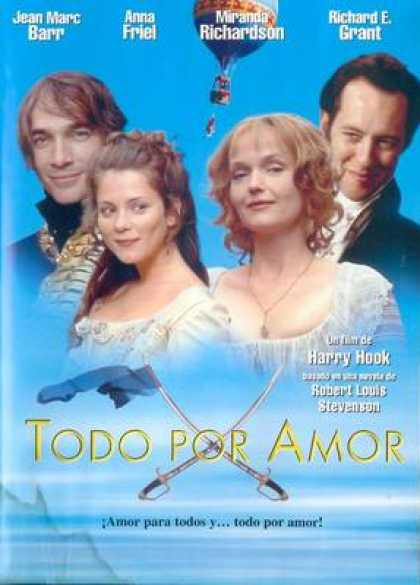 Spanish DVDs - Only For Love
