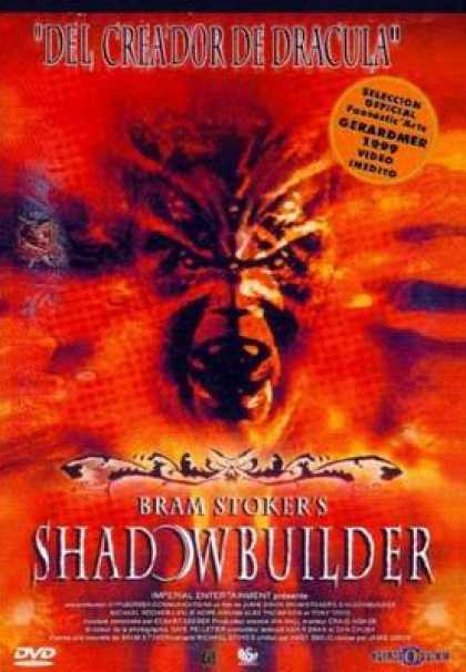 Spanish DVDs - Shadowbuilder