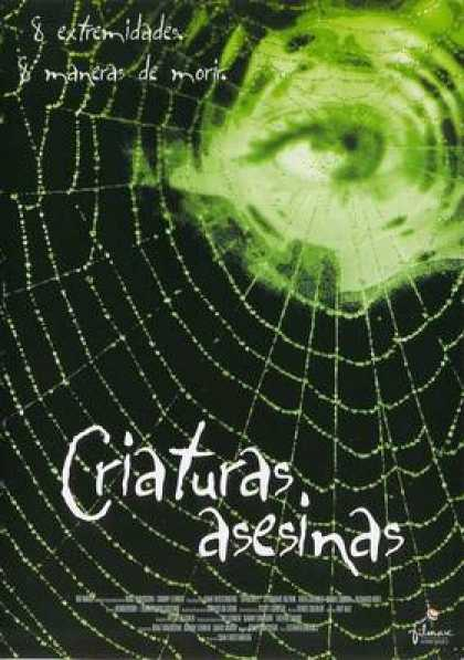Spanish DVDs - Spiders 2 Breeding Ground