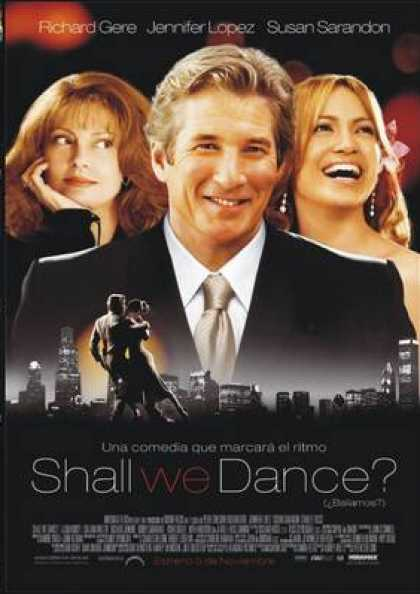 Spanish DVDs - Shall We Dance