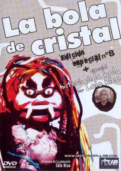 Spanish DVDs - The Crystal Ball Vol 8