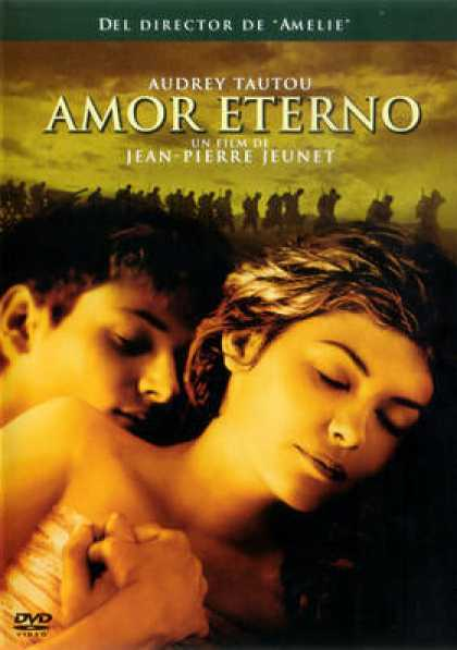 Spanish DVDs - Eternal Love
