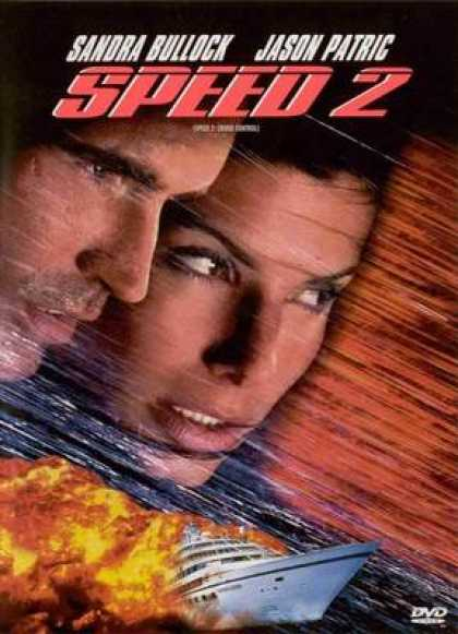Spanish DVDs - Speed 2