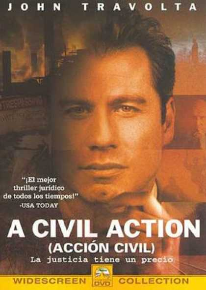 Spanish DVDs - A Civil Action