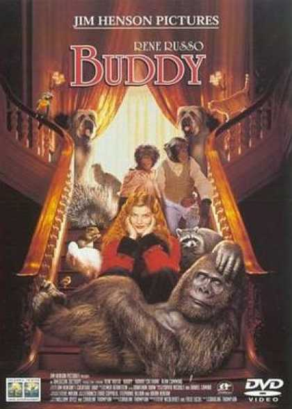 Spanish DVDs - Buddy