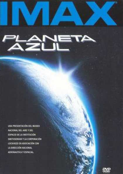 Spanish DVDs - Imax The Blue Planet
