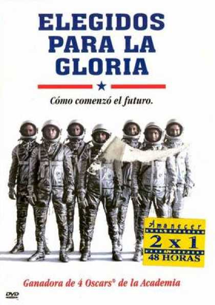 Spanish DVDs - The Right Stuff