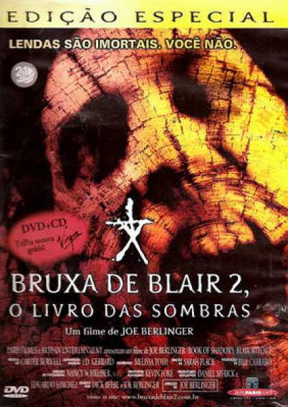 Spanish DVDs - Blair Witch 2 - Bruxa De Blair 2