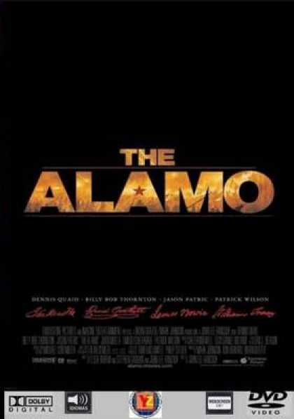 Spanish DVDs - The Alamo