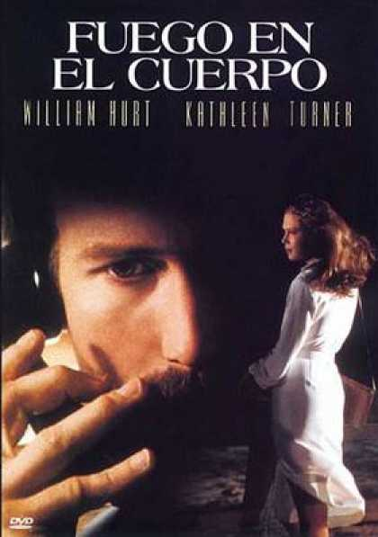 Spanish DVDs - Body Heat