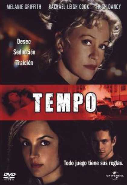 Spanish DVDs - Tempo
