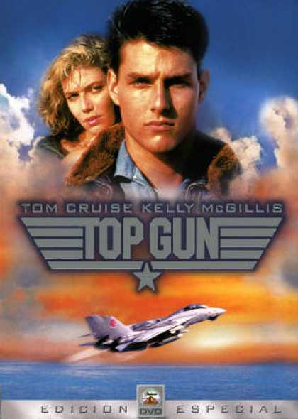 Spanish DVDs - Top Gun Special