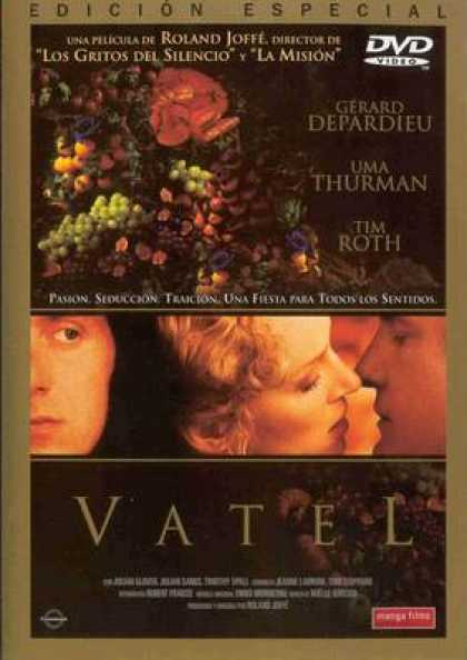 Spanish DVDs - Vatel