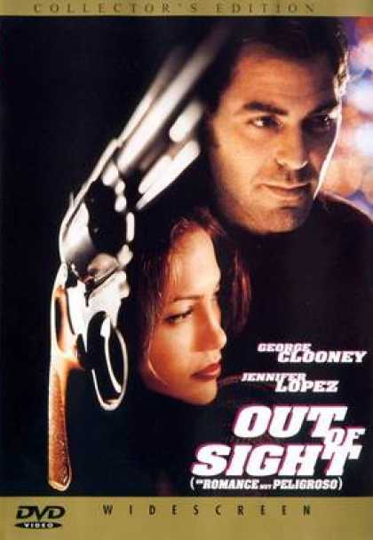 Spanish DVDs - Out Of Sight