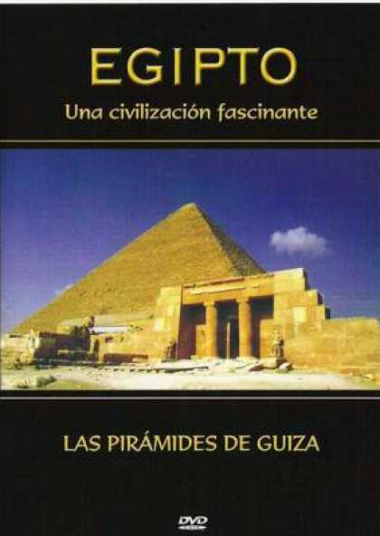 Spanish DVDs - Egypt The Great Civilization Vol 7