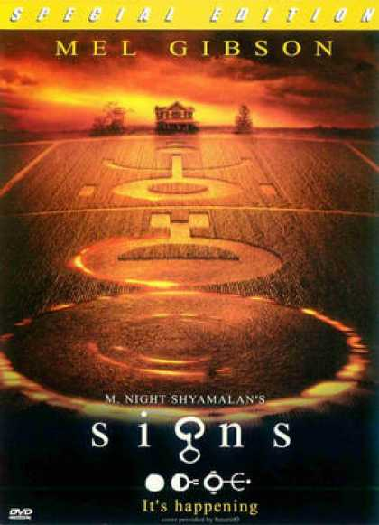 Spanish DVDs - Signs Special
