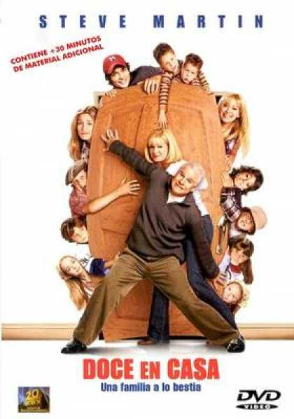 Spanish DVDs - Cheaper By The Dozen