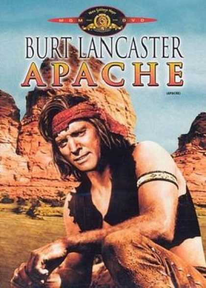 Spanish DVDs - Apache