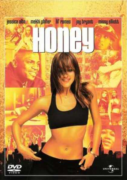 Spanish DVDs - Honey