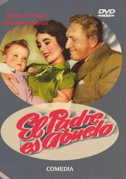 Spanish DVDs - Fathers Little Dividend