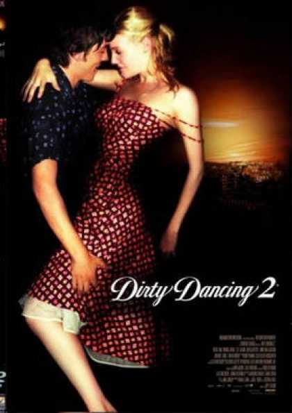Spanish DVDs - Dirty Dancing 2 Havana Nights