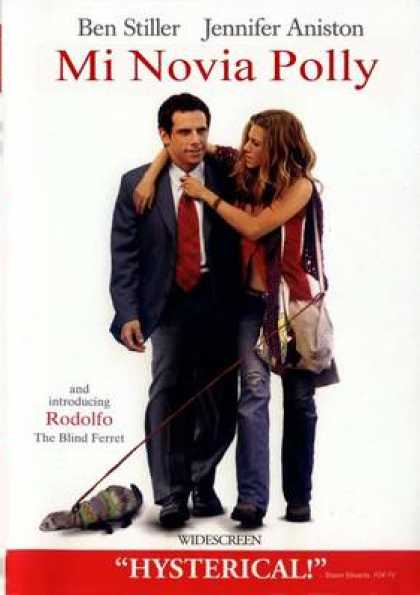Spanish DVDs - Along Came Polly