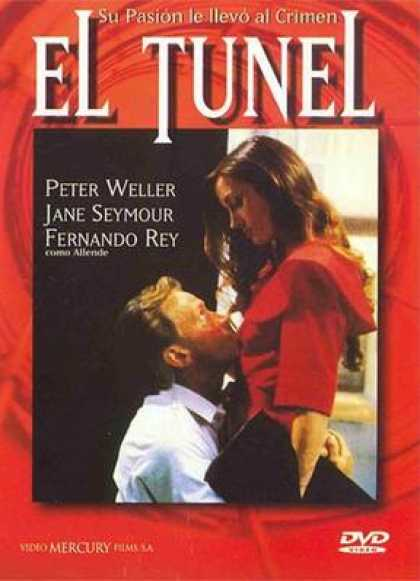 Spanish DVDs - The Tunnel