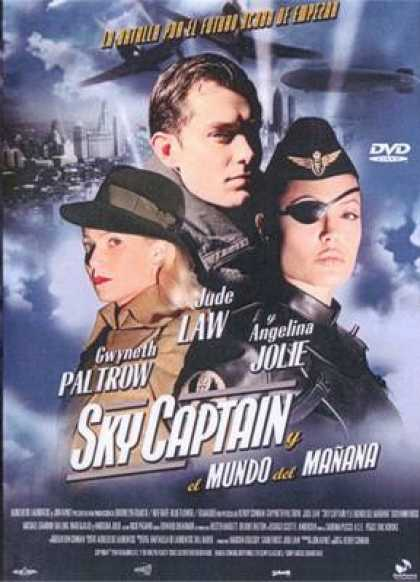 Spanish DVDs - Sky Captain And The World Of Tomorrow