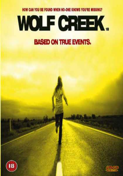 Spanish DVDs - Wolf Creek
