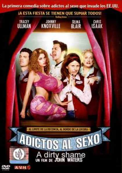 Spanish DVDs - A Dirty Shame