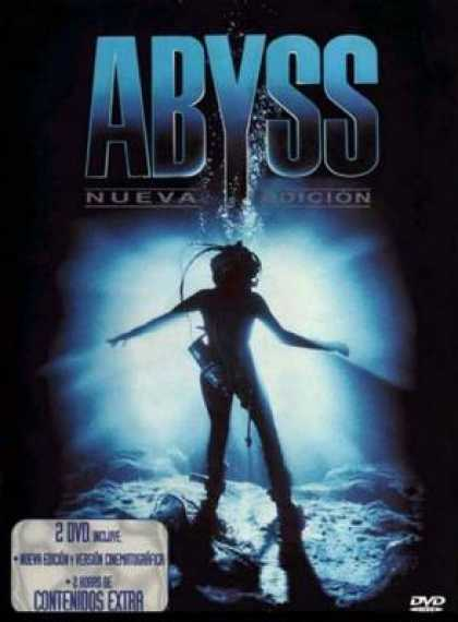Spanish DVDs - The Abyss