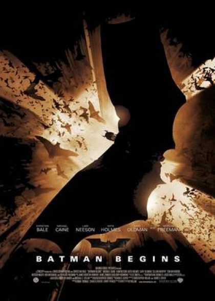 Spanish DVDs - Batman Begins