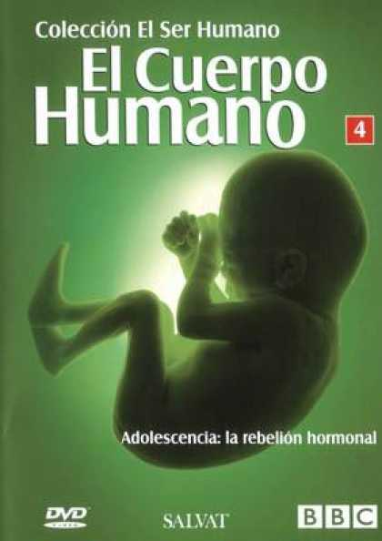 Spanish DVDs - Bbc The Complete Human Vol 4