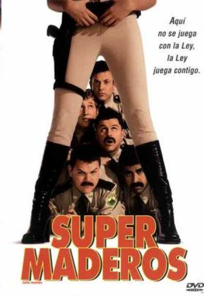 Spanish DVDs - Super Troppers