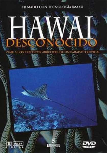 Spanish DVDs - Imax Hawaii